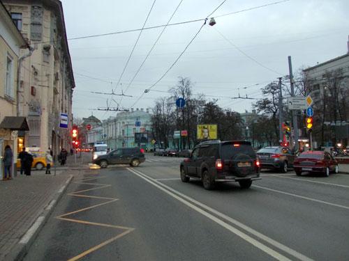История улицы Покровки