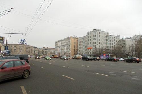 Россия, Москва, Зубовский бульвар